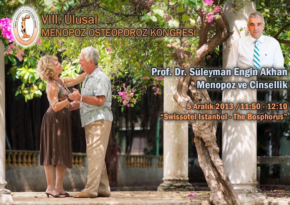 menopozvecinsellikweb Prof. Dr. Süleyman Engin Akhan